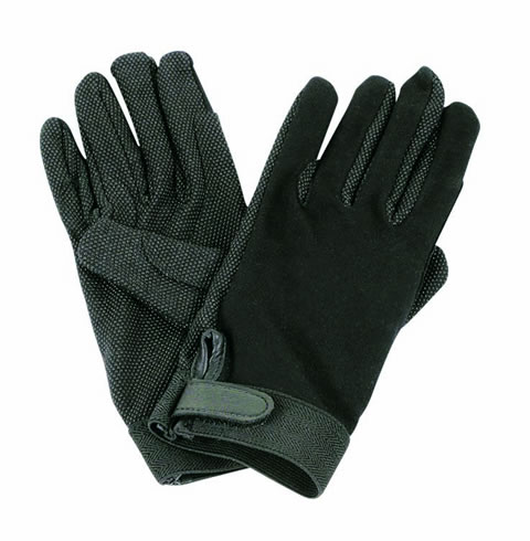 Gloves Cotton Pimple Grip