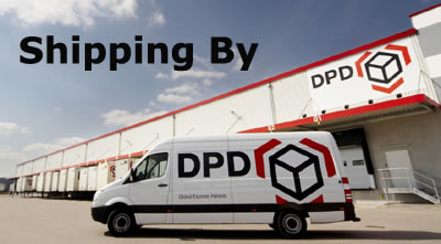 Shipping By DPD