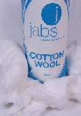Jabs Cotton Wool 500g
