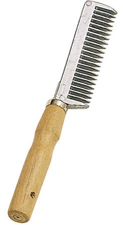 Tail Comb With wodden handle